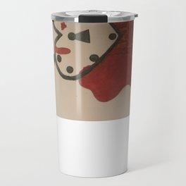 Bandaged. Travel Mug