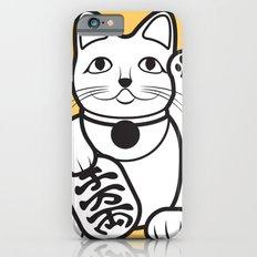 Lucky Cat - Maneki-Neko Slim Case iPhone 6s