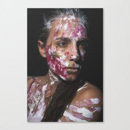 Colors of Women, C.F. 2 Canvas Print