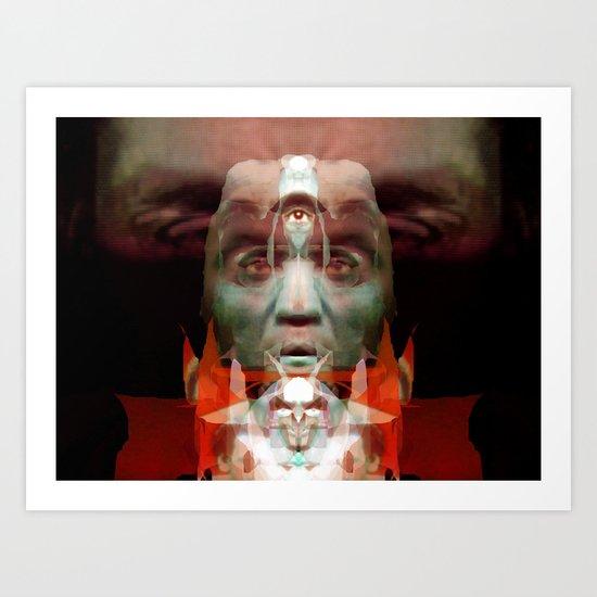 Cosby #7 Art Print