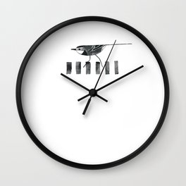 Wagtaili Wall Clock