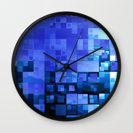 Cubeboard N1 Wall Clock