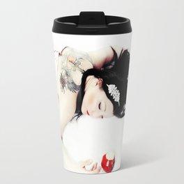 Hard Core SnoWhite Travel Mug