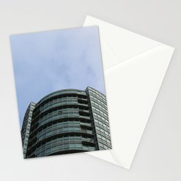 Burnaby condo tower Stationery Cards