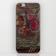Now My Soul iPhone & iPod Skin
