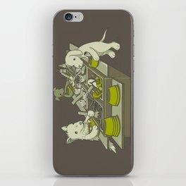 Dog Buffet iPhone Skin