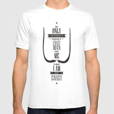 Dalínianismo Mens Fitted Tee White MEDIUM