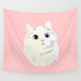 Cute Kitten Wall Tapestry