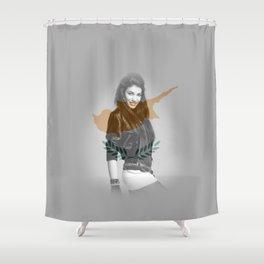 ESC Cyprus 2012 Shower Curtain