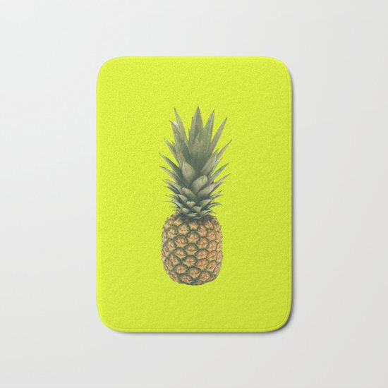Sweet Pineapple Bath Mat