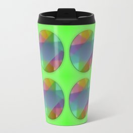 Points of colors Travel Mug