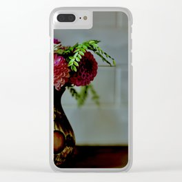 Keepin' It Real! Clear iPhone Case