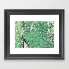 Grunge Abstract No.4 Framed Art Print