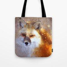 Vulpini Tote Bag