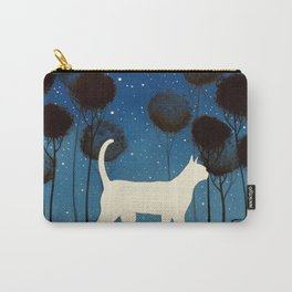 THE POETRY OF A NIGHT by Raphaël Vavasseur Carry-All Pouch