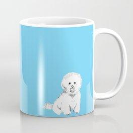 Bichon-Dogs-Toby Coffee Mug