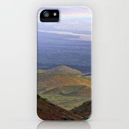 On The Slopes Of Mauna Kea 2. iPhone Case