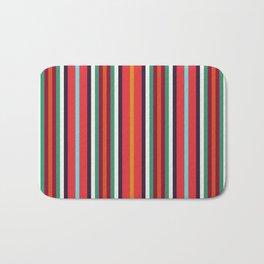 Stripes of Incas Bath Mat