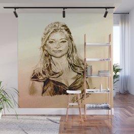 Valerie Bertinelli Wall Mural
