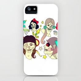 Sailor Jerry Zombies iPhone Case