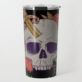 Yet Another Skull Shirt Travel Mug