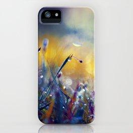 Moss Island iPhone Case