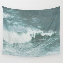 Faded sea Wall Tapestry