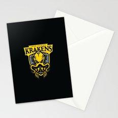 Iron Island Krakens Stationery Cards