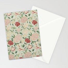 William Morris Cray Floral Pre-Raphaelite Vintage Art Nouveau Pattern Stationery Cards