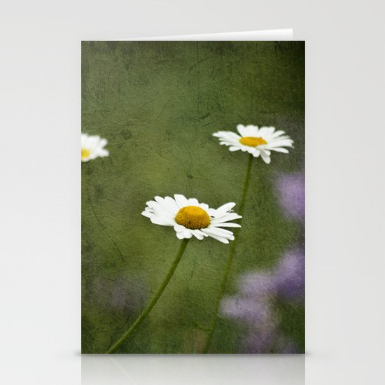 Daisy Chain 2 Stationery Cards