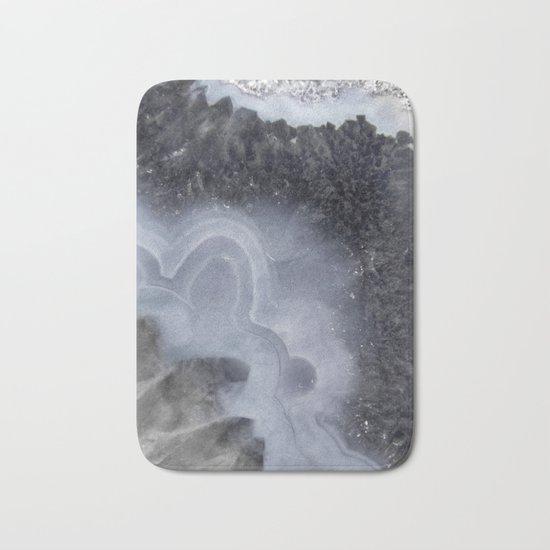 Winter Agate Bath Mat