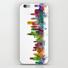 Chicago Illinois Skyline iPhone Skin