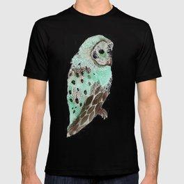 Watercolour Owl T-shirt