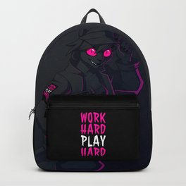 Play Hard After Dark Backpack