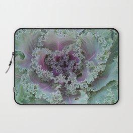 Cabbage Fractal Laptop Sleeve