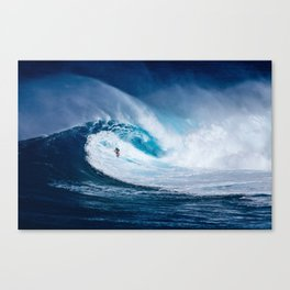 Surf (amazing wave) Canvas Print