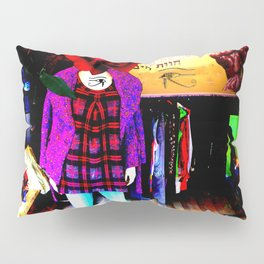 Window Shopping Pillow Sham