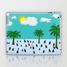 Urlaub Laptop & iPad Skin