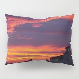 Furious Sunset. Pillow Sham
