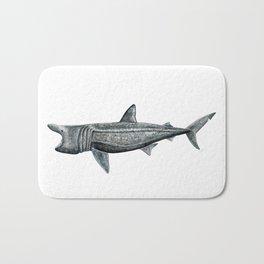 Basking shark (Cetorhinus maximus) Bath Mat