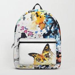 """""""Scattered"""" Backpack"""