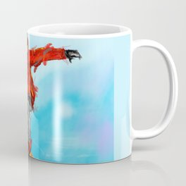 snowborder1 Coffee Mug