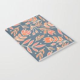 Loquacious Floral Notebook