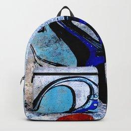 Blue Billy Goat Backpack