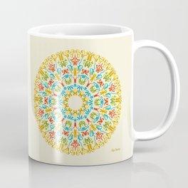 Bienvenida a Marte (Crudo) Coffee Mug