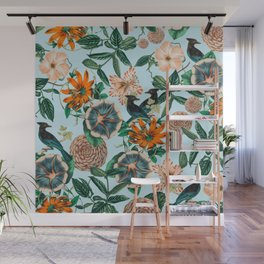 Forest Birds #nature #tropical Wall Mural