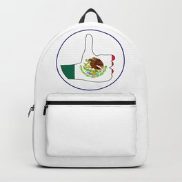 Thumbs Up Mexico Backpack