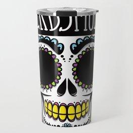 Derby De Muerto Travel Mug