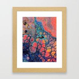 Bang Pop 43 Framed Art Print