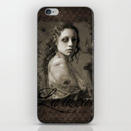 La luxure iPhone Skin